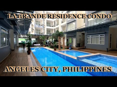 LA GRANDE RESIDENCE CONDO - OPEN FOR BUSINESS : ANGELES CITY, PHILIPPINES