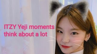 ITZY Yeji moments I think about a lot!