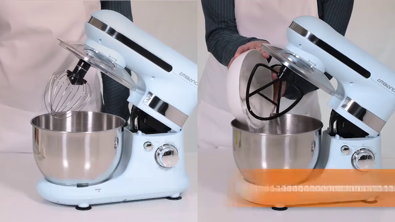 Stand Mixer Youtube