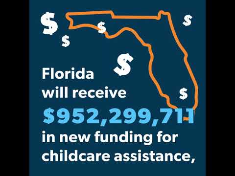 American Rescue Plan - Childcare for Floridians