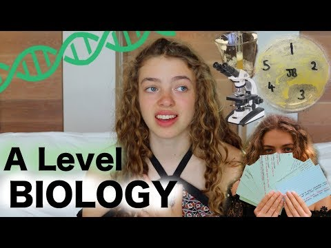Advice for Starting A Level Biology & My HONEST Experience // UnJaded Jade