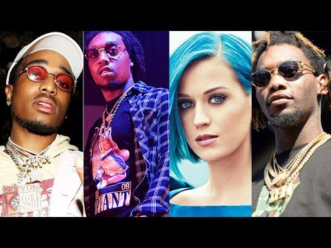 Katy Perry Is DONE With Migos after SNL BACKLASH