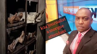 K24 tv live news anchor