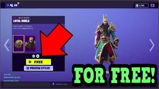 HOW TO GET GUAN YU SKIN FOR FREE! (Fortnite Old Skins)