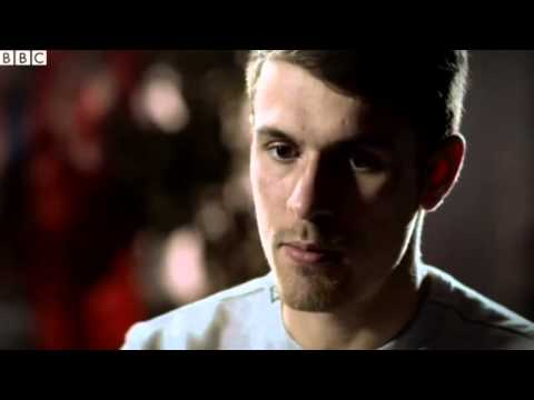 Martin Keown Interviews Aaron Ramsey