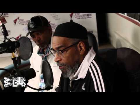 Gamble and Huff Interviewed at WBLS in Philadelphia (Part1)