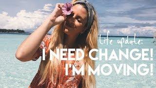 Life Update: I NEED CHANGE! I