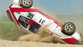 WRC Rally  Racing Accidents HD