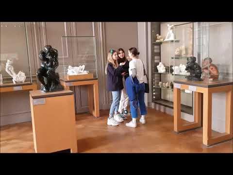 متحف رودين باريس فرنسا    musée rodin paris