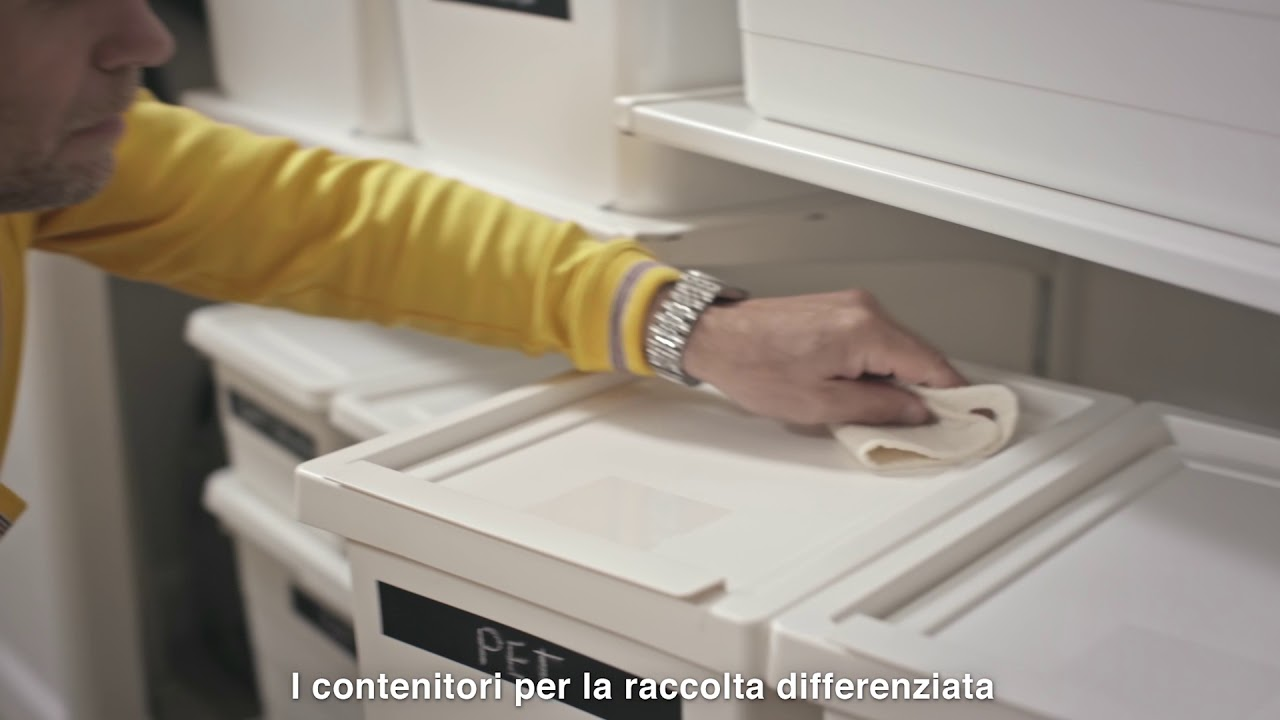 Armadio Raccolta Differenziata Ikea.Vivi In Modo Sostenibile Ed Ecologico Con La Raccolta Differenziata