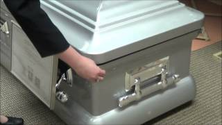 How to open a casket 1