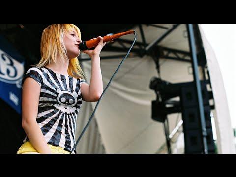Paramore Warped Tour 2007 Full Performance