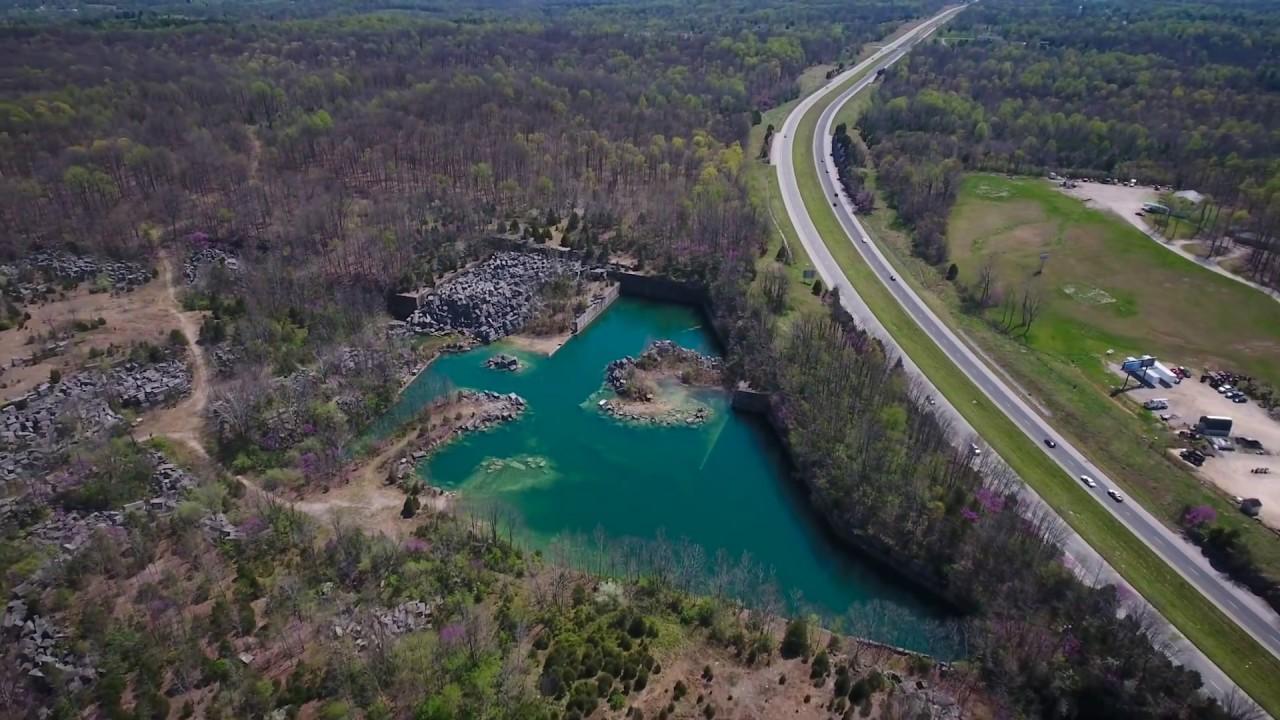 Empire Quarry   Limestone quarry, Quarry, Empire