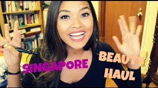 Irritatingly Overpriced Singapore BEAUTY Haul Thumbnail