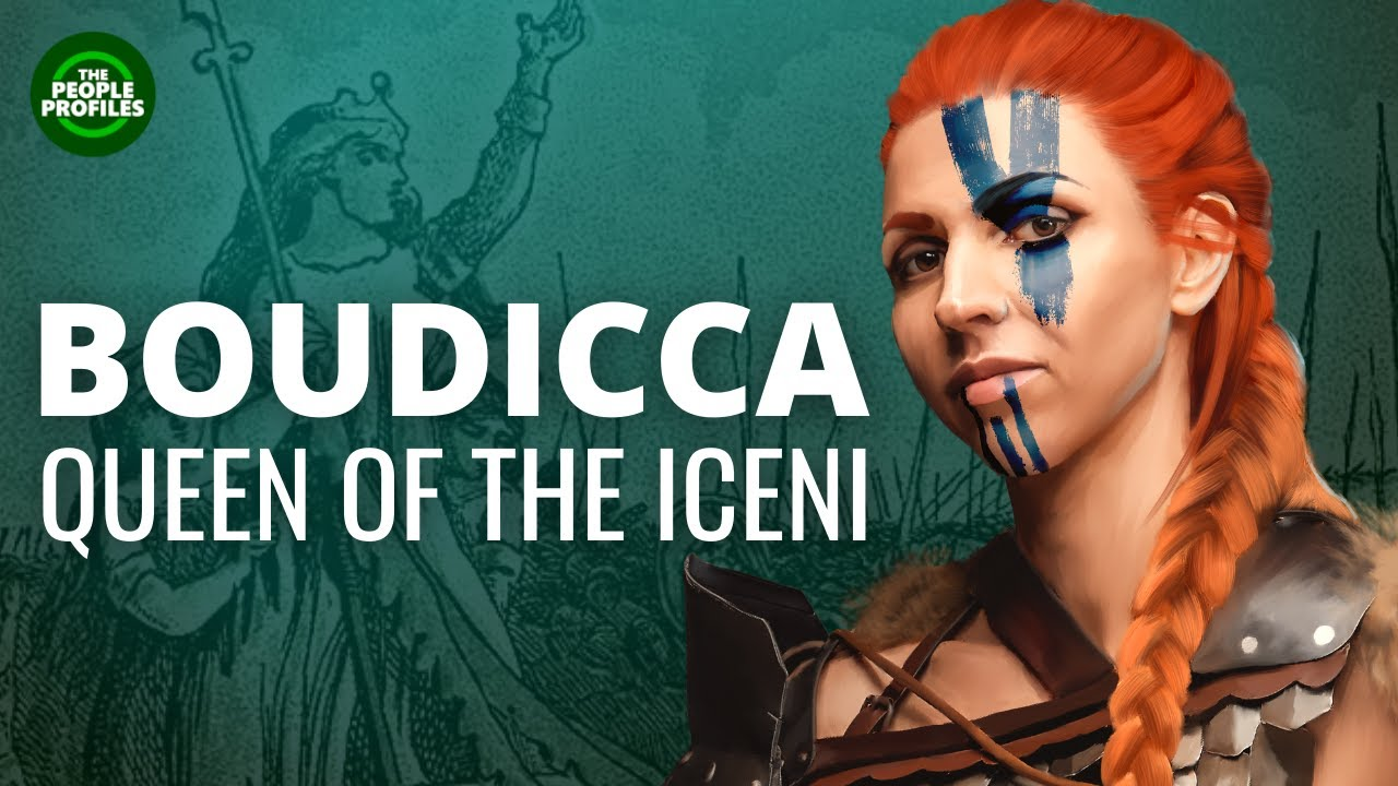 Boudicca Documentary – Biography of the life of Boudicca and the Roman Invasion of Britain