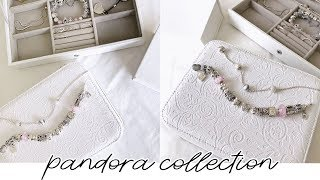 Pandora Jewelry Collection and Storage 2018