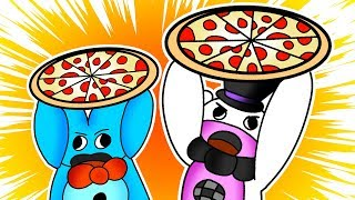 Minecraft Fnaf: The Great Pizza Shortage (Minecraft Roleplay)