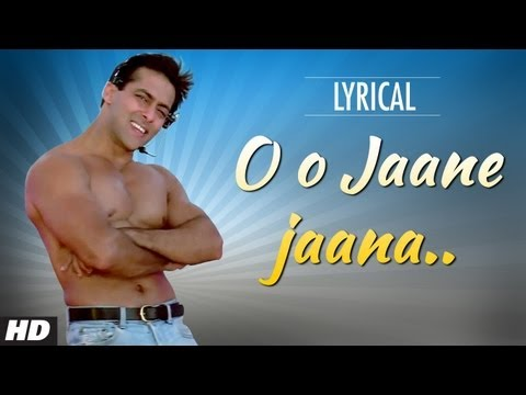 O O Jaane Jaana Full Song with Lyrics | Pyar Kiya Toh Darna Kya | Salman Khan, Kajol