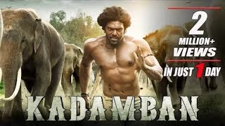 Kadamban (2017) Full Hindi Movie | Arya, Catherine Tresa | Riwaz   kadamban full movie download