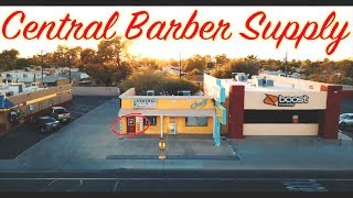 Central Barber Supply Store | Richie The Barber