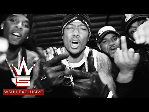 "Nick Cannon, Conceited, Charlie Clips, Hitman Holla ""All About The Benjamins Remix"" (WSHH Exclusive)"