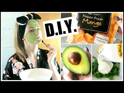 4 EASY DIY FACE MASKS // Affordable D.I.Y. Skincare!