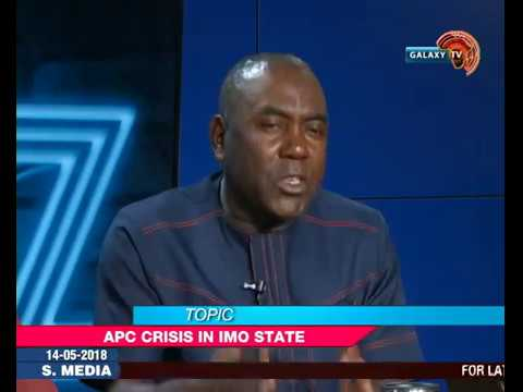 Anarchy as APC crisis takes a new turn in Imo