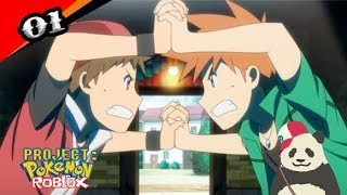 Neue Serie? Mehr Pok-Mon!!! -Projekt: Pokemon [Roblox] #01