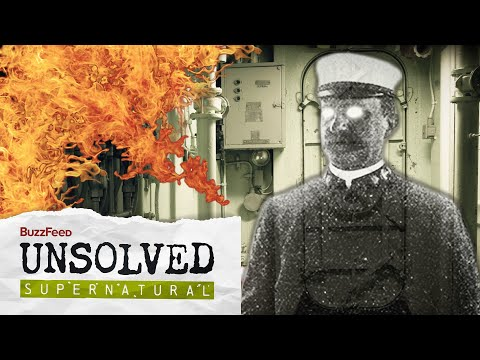 The Lost Souls Of The USS Yorktown