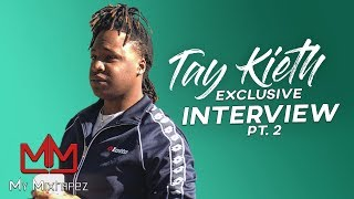 Tay Keith - I was mad when Blac Youngsta used my beat for the Young Dolph diss [Part 2]