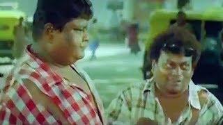 Bullet Prakash And Sadhu Kokila Begging At Roadside