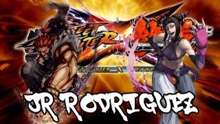 Video SFxT : UBISOFT JR X frankie019 ( Kazuya X Jin ) VS JR RODRIGUEZ ( Juri X Akuma ) Ranked Match download MP3, 3GP, MP4, WEBM, AVI, FLV Juni 2018