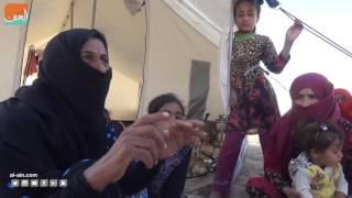 غرفة الأخبارسياسة  لاجئو العراق.. آلام الرحيل