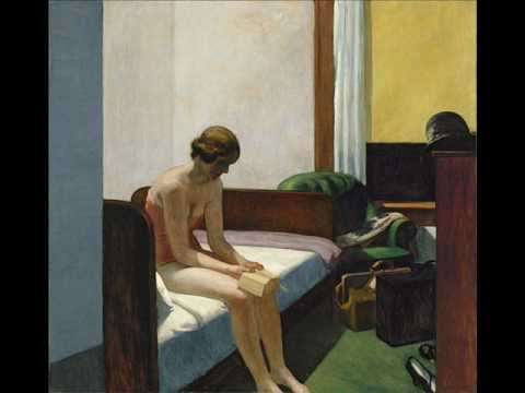 Edward Hopper. Hotel Room
