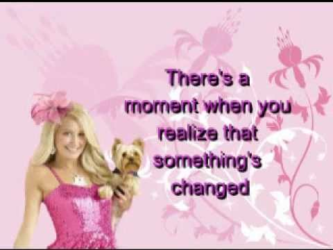 Sharpay Evans (Ashley Tisdale) gonna shine - with lyrics