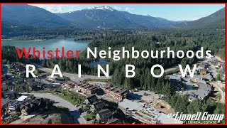 Whistler Neighbourhoods - Rainbow