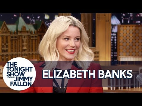Elizabeth Banks Reveals Her Free Hot Cocoa Scam When Skiing