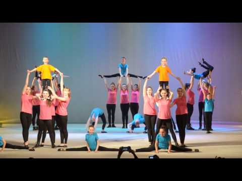 Студия современной хореографии Стиль жизни - Новое поколение ( финал) - Ржачные видео приколы