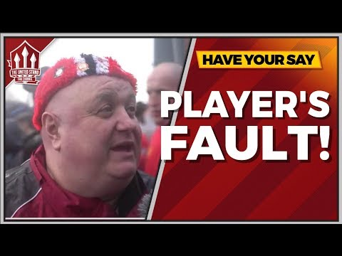 Manchester United vs West Brom 0-1 NO URGENCY NO EFFORT! FANS REACTIONS