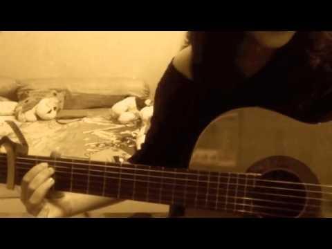 Skinny Love - Ed Sheeran cover + guitar - YouTube