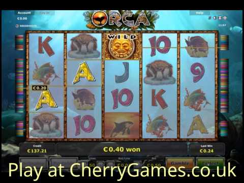 Orca Video Slot - Online Novomatic Casino Games For Free