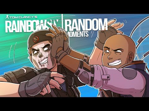 Rainbow Six Siege - Random Moments: #37 (The Clash Strats)