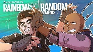 Rainbow Six Siege - Random Moments: #37 (The Clash Strats)