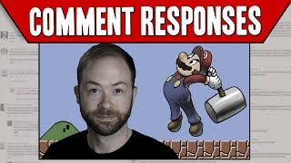 Comment Responses: Is Super Mario Brothers A Surrealist Masterpiece?