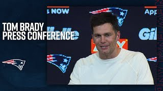 "Tom Brady after loss to Chiefs: ""Not going to feel sorry for ourselves"" 