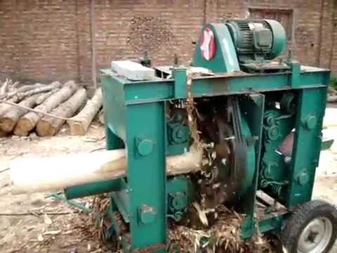 Log Debarker Machine Jamuna Engineering Company 91