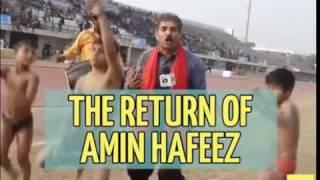 The Return of Amin Hafeez (Part 2) | MangoBaaz