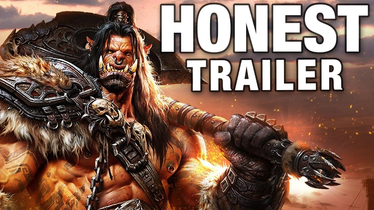 WORLD OF WARCRAFT (Honest Game Trailers)