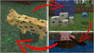 6 НОВЫХ ФАКТОВ, ТРЮКОВ, БАГОВ В Minecraft 1.5.0.7