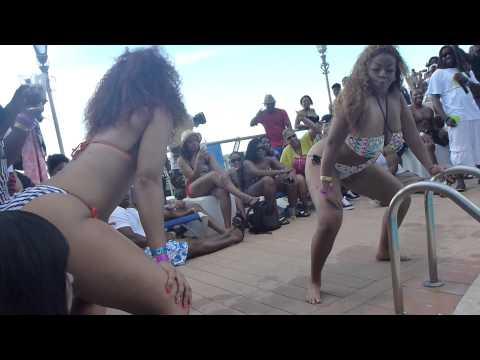 Dominican Republic Memorial Day Getaway 2013 Dance Contest 7